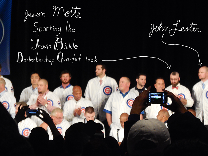 Cub convention, jason motte
