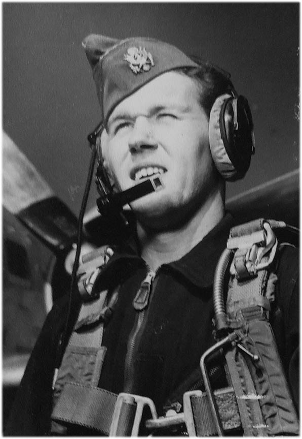 John R. Souers, Air Force