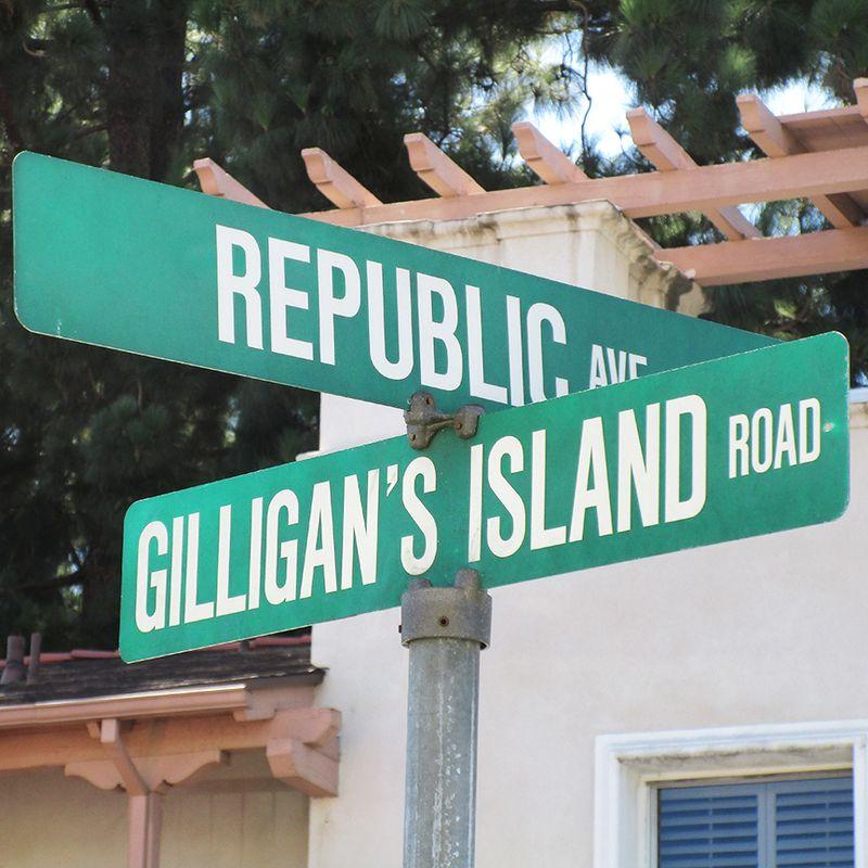 Gilligan's Island Road
