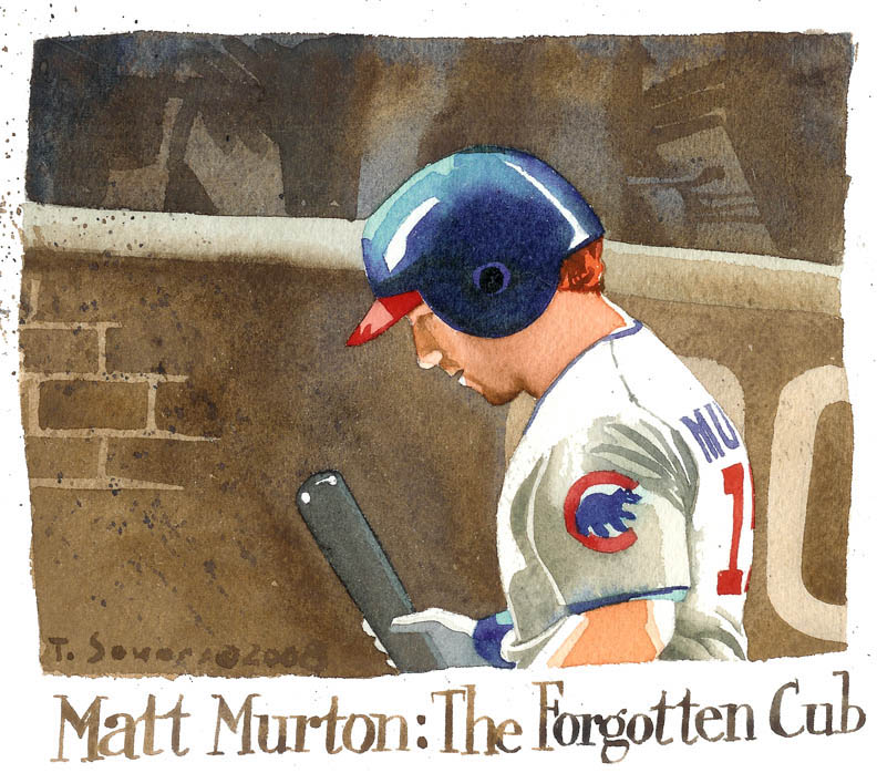 Matt Murton. The forgotten Cub