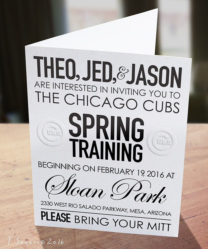 Invitation-to-Spring-Training,-2016-Cubs
