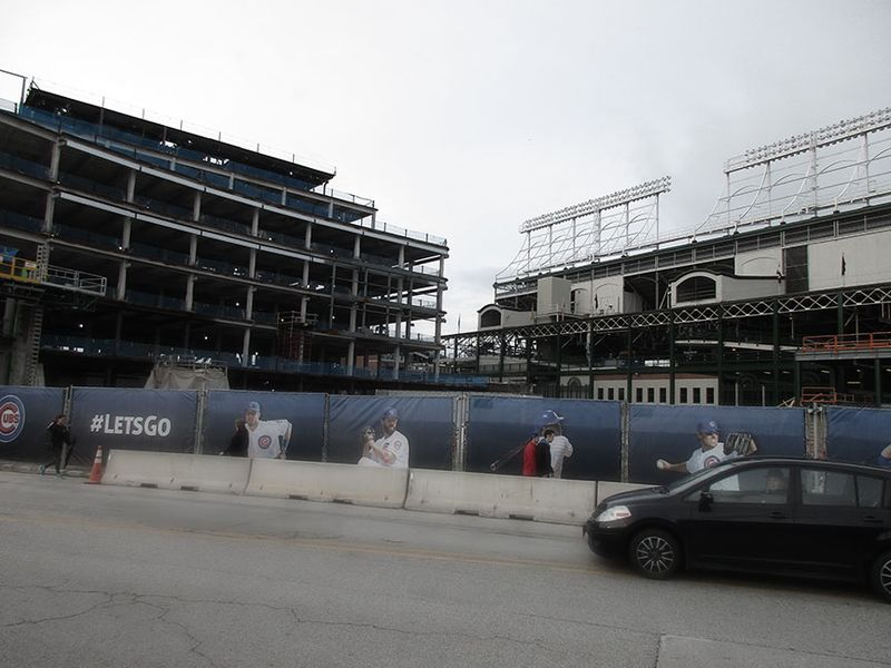Construction-at-wrigley
