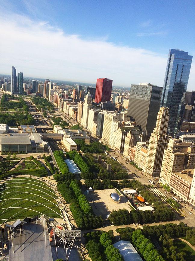 Chicago,Bean,MichiganAvenue