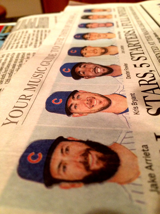 All-Star-Cubs,-Chicago-Tribune