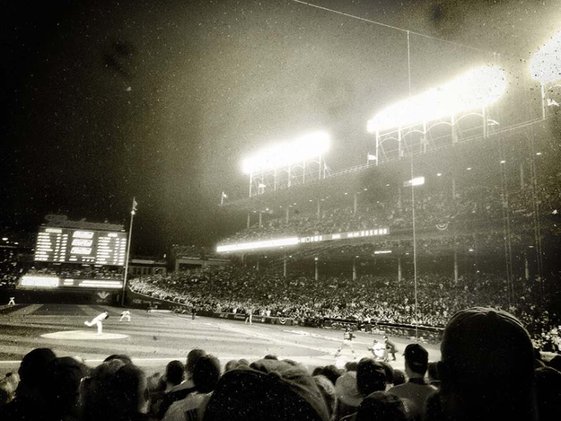 World Series 1st picth game 4 John Lackey