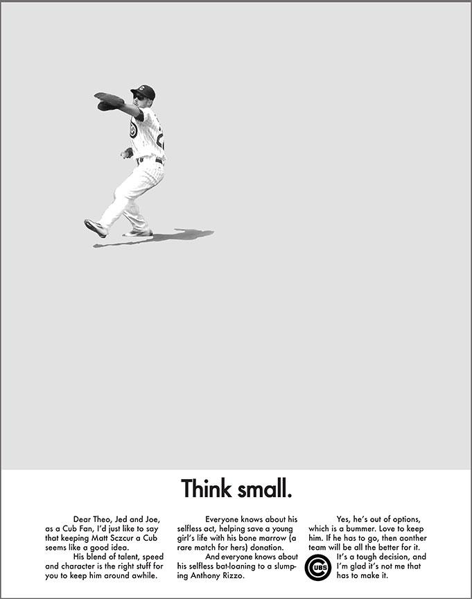Think-small -Matt-Sczcur