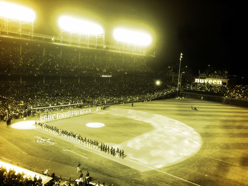 Cubs-Introduction -Wrigley-Field