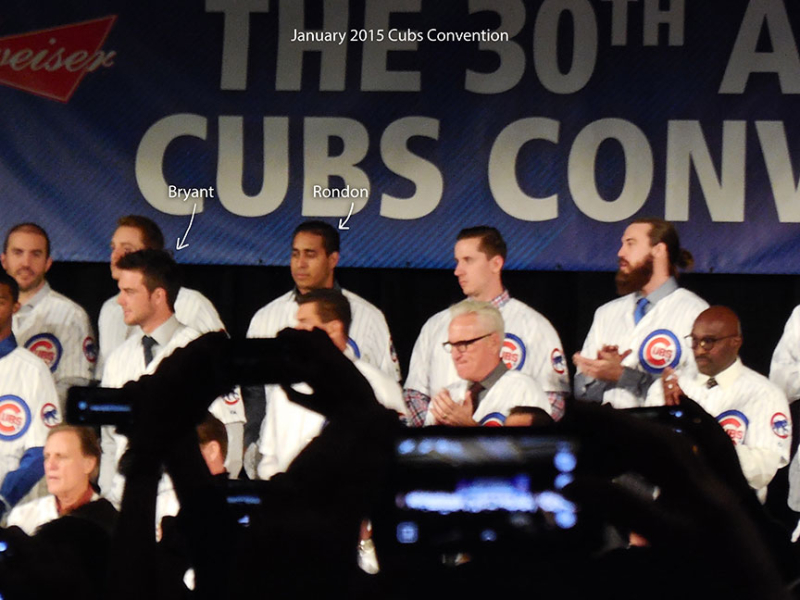 Cubs-Convention-Jan-'15 -Bryant -Rondon