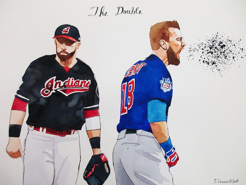 Ben-Zobrist-World-Series-Double