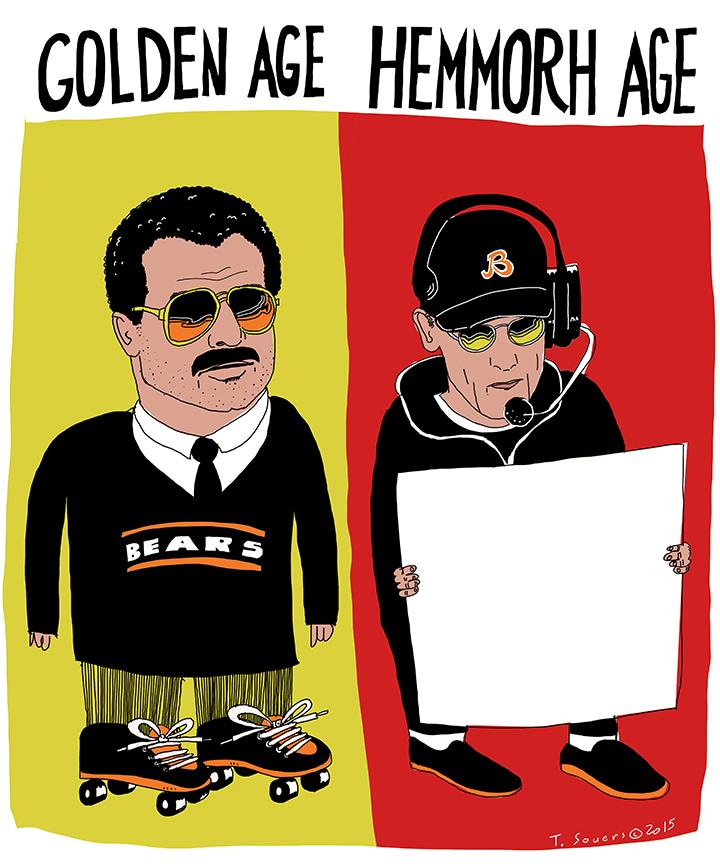 Bears Golden Age, Hemmorh Age