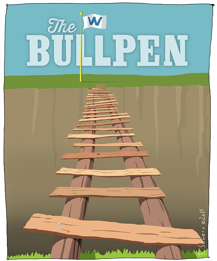The Cubs Bullpen