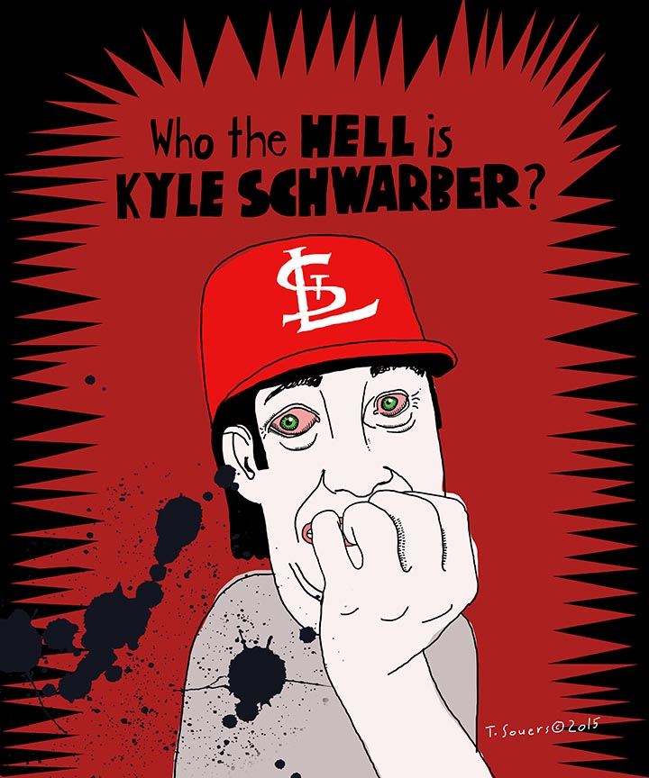 Cardinal Fan, who the hell is Kyle Schwarber?