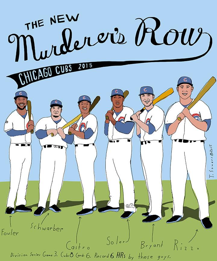 The new murderer's row