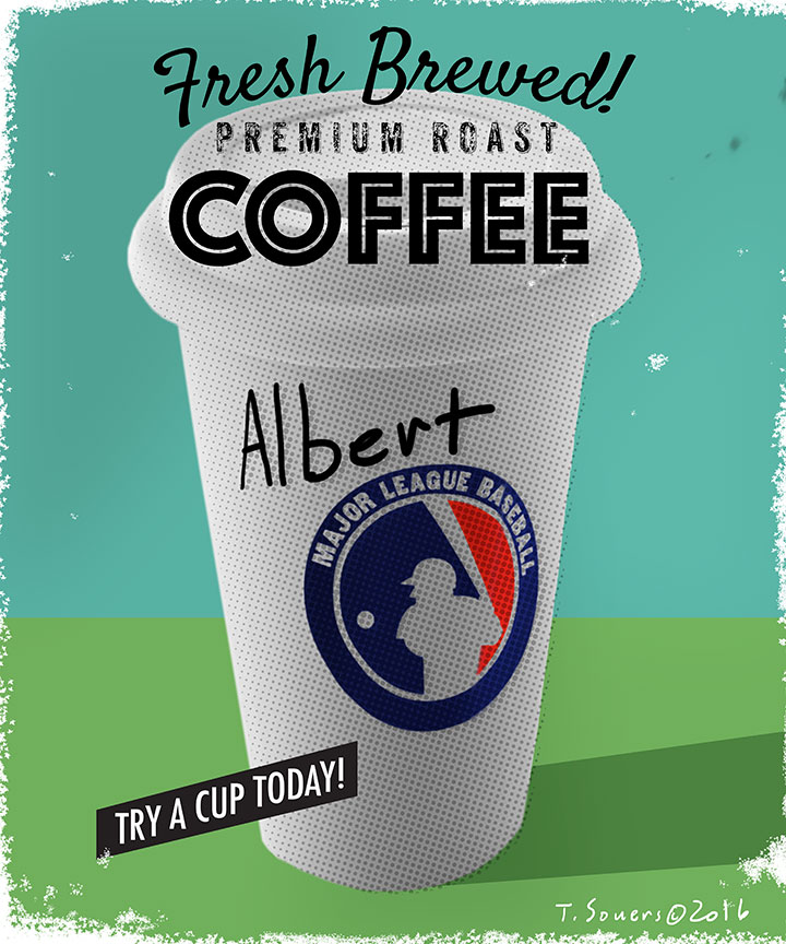 Albert-Almora-Cup-of-Coffee