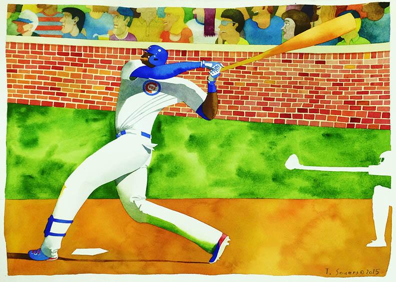 #Cubs Portrait Series, Jorge Soler