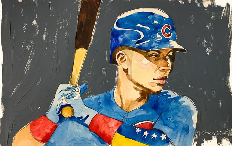 Willson-Contraras -Cubs -batting