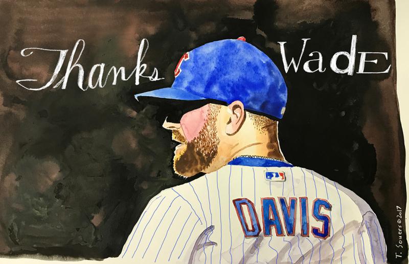Wade Davis goes to Colorado
