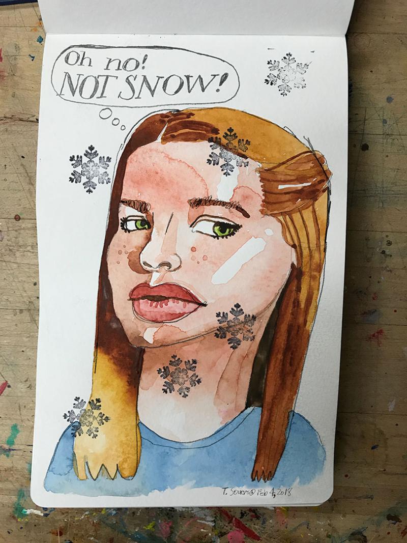 Not-Snow!