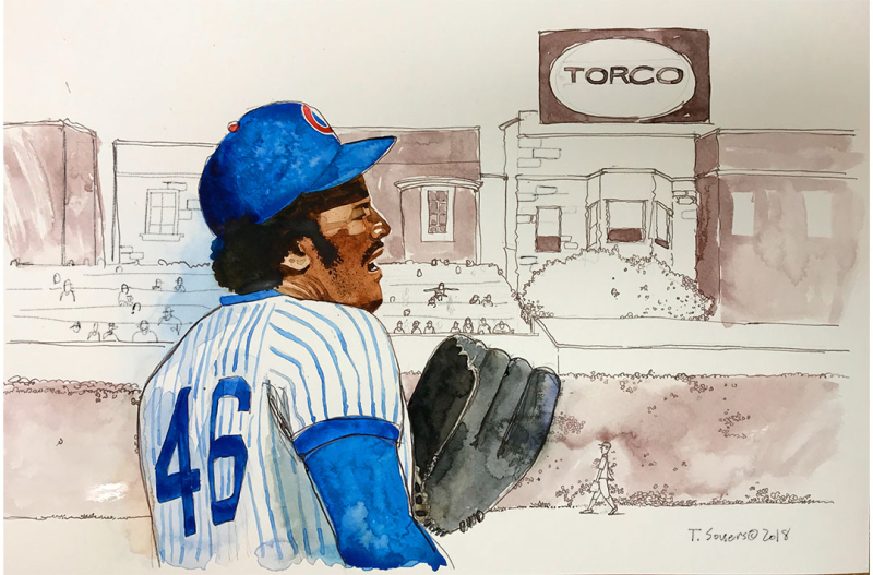 Lee.Smith.Cubs.Torco-Sign