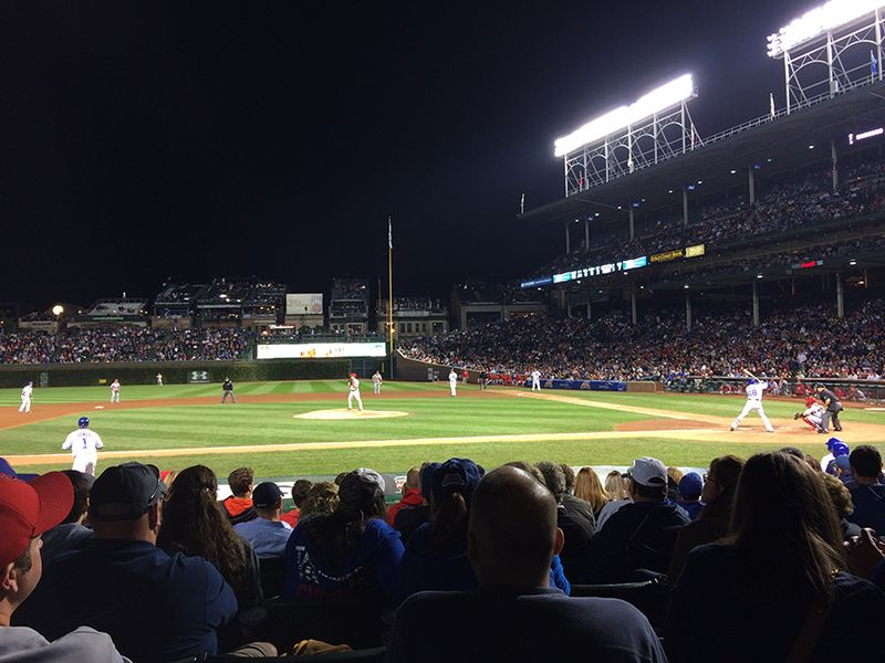 Soler up to bat
