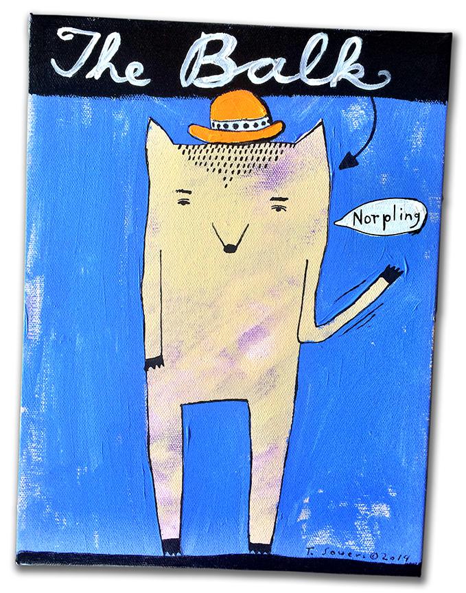 The Balk, Baseball