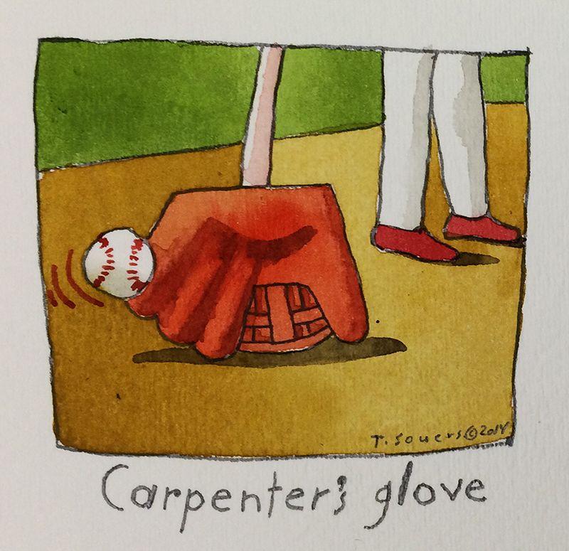 Carpenter's Glove