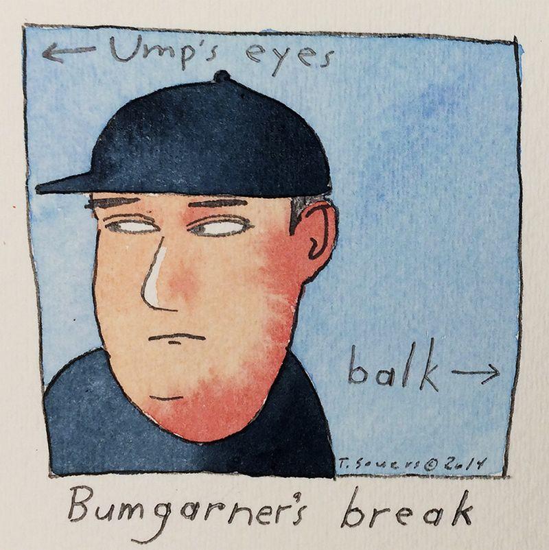 Bumgarner's Balk