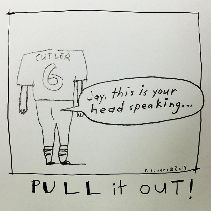 Cutler's Head