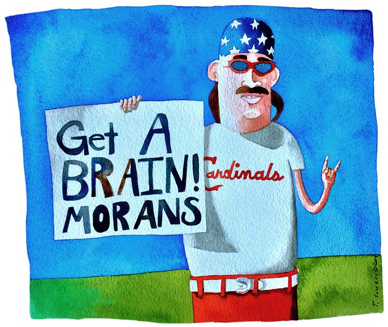Get a brain! morans