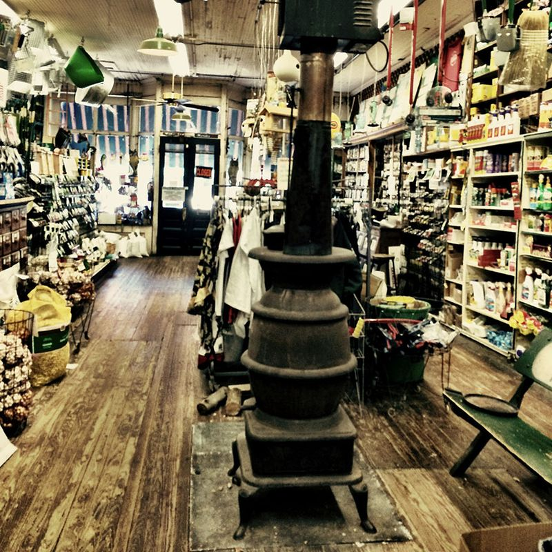 Renfrow Hardware Store