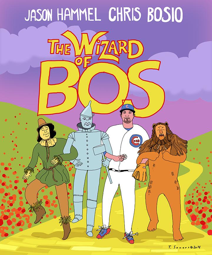 The Wizard of Bos, Jason Hammel