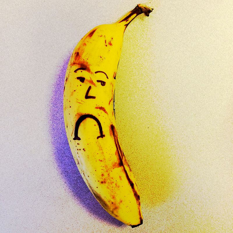 1.The Sad Banana
