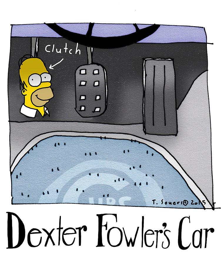 Dexter Fowler's Clutch Homer2