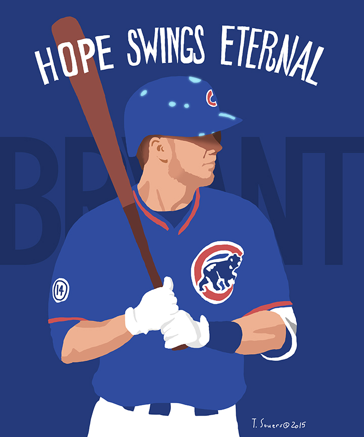 Kris Bryant, Hope Swings Eternal