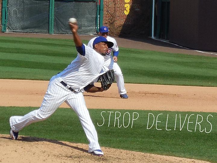 ~Strop delivers