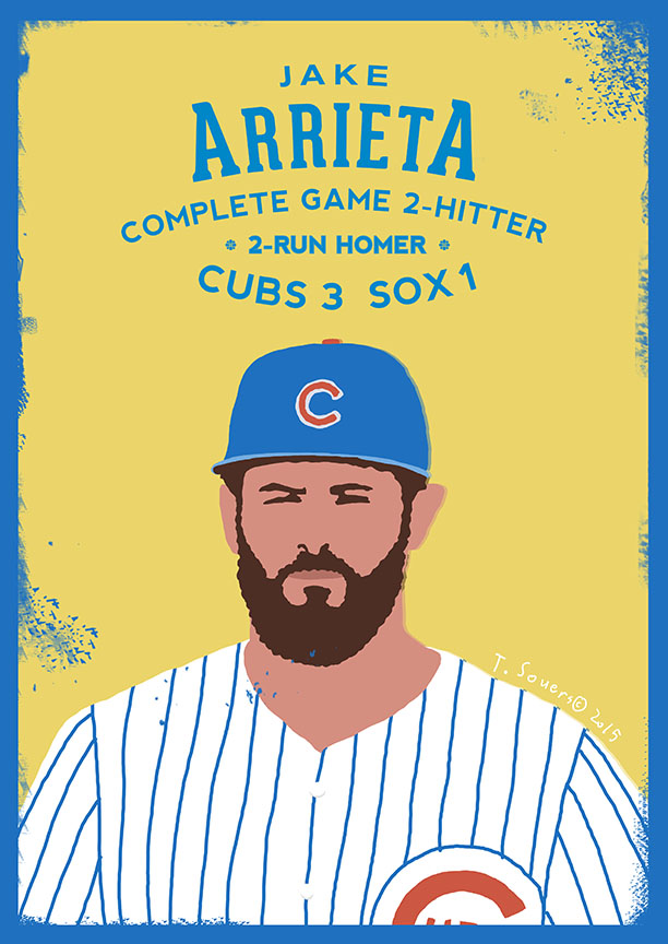 Arrieta will make it Betta