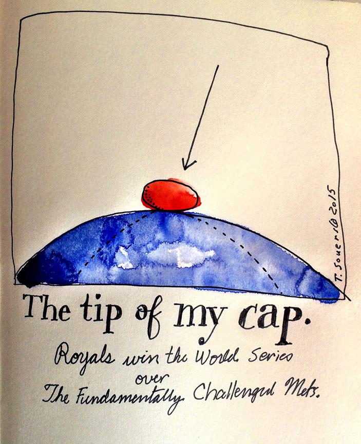 The-tip-of-my-cap