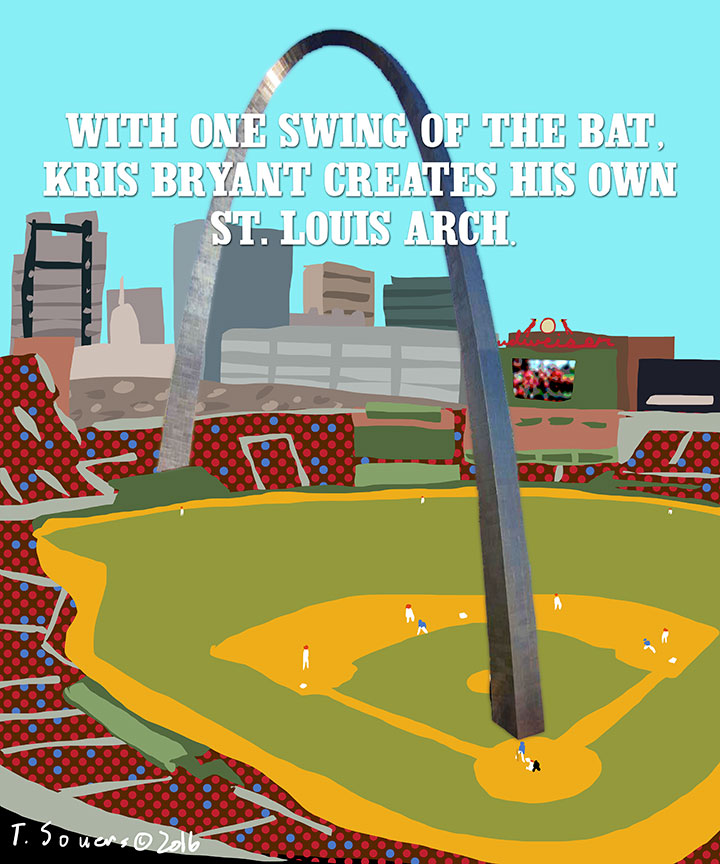 Kris-bryant's-home-run-in-St.-Louis
