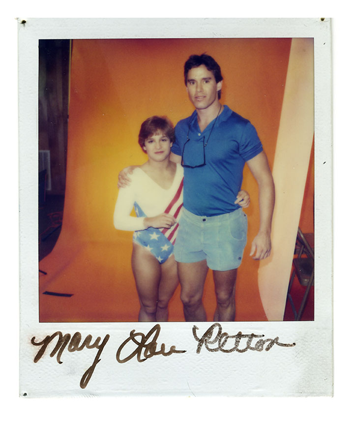 Mary-Lou-Retton -Wheaties-shoot