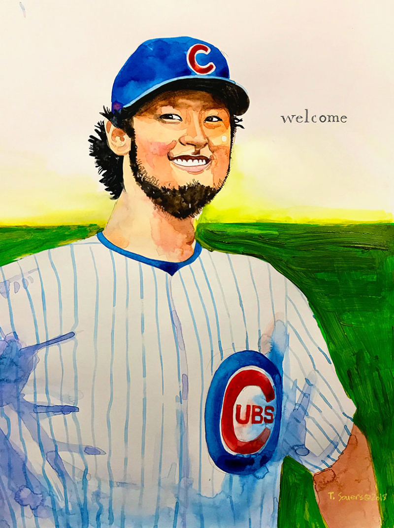 Yu-Darvish -chicago-cubs