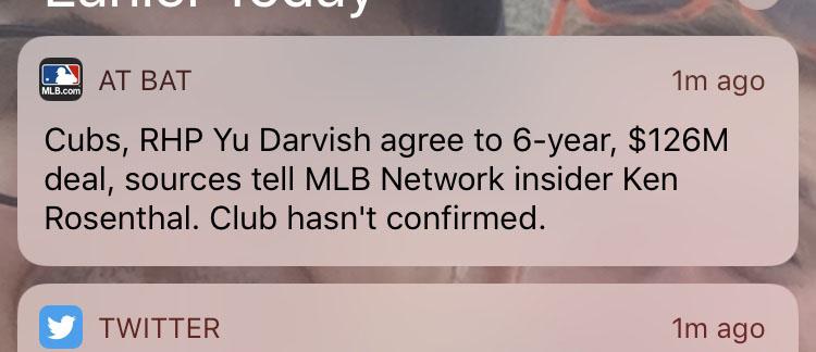 IPhone Darvish