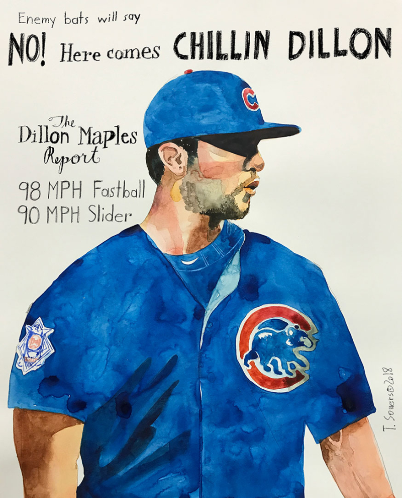 Dillon-Maples -Chicago-Cubs