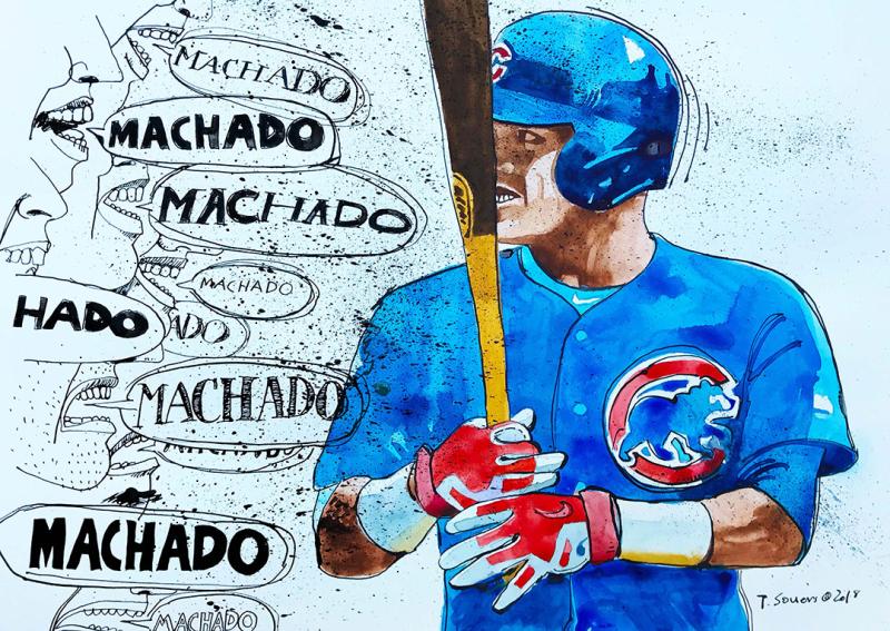Addison-Russell-Cubs -Machado-Rumors