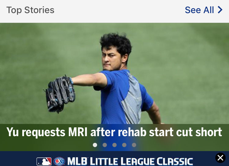 Darvish-rehab-message