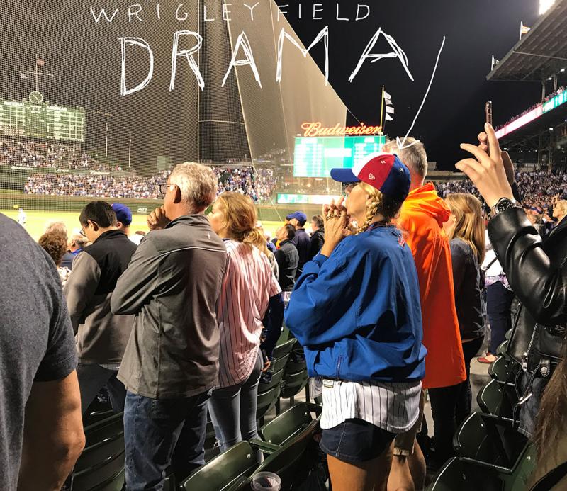 Wrigley-Field-Drama