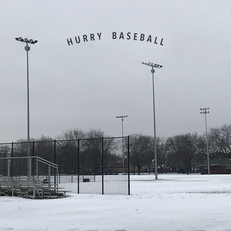 Hurry baseball