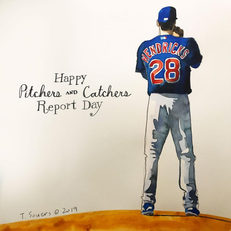 Kyle-Hendricks-Pitchers-and-Catchers-Report