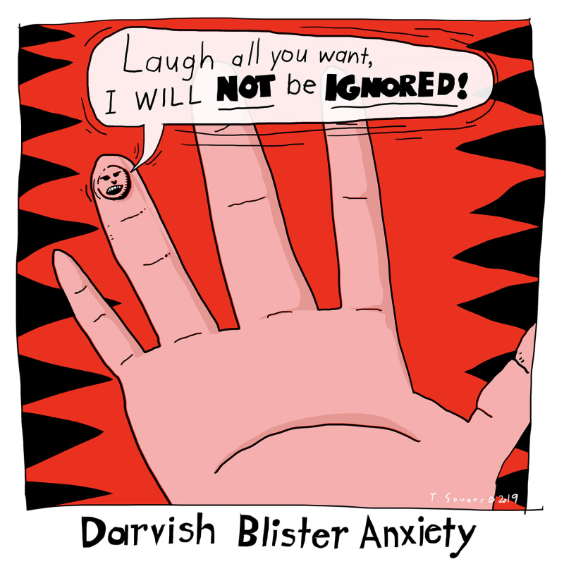 Yu-Darvish-Blister-Anxiety