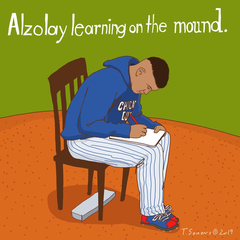 Alzolay-Taking-Notes