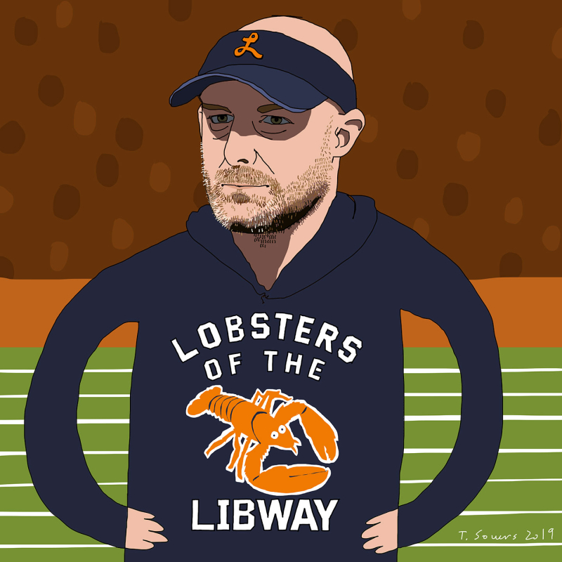 Lobsters-of-the-Libway -Chicago-Bears